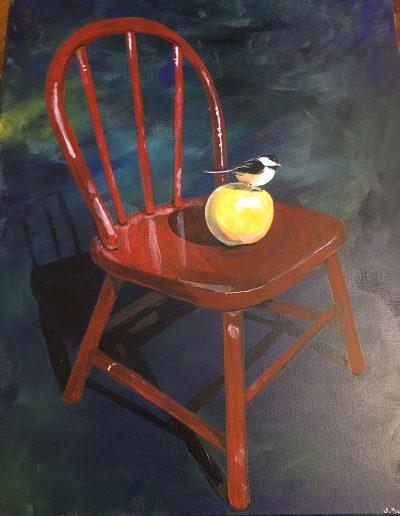 apple-with-birdweb